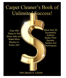 carpet cleaning book